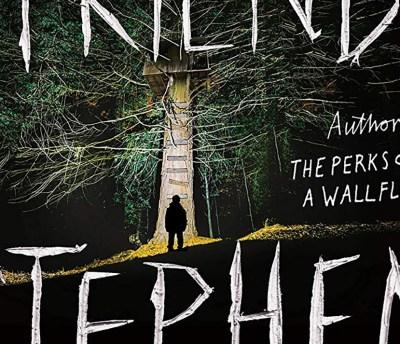 Stephen Chbosky's new book, 'Imaginary Friend.'