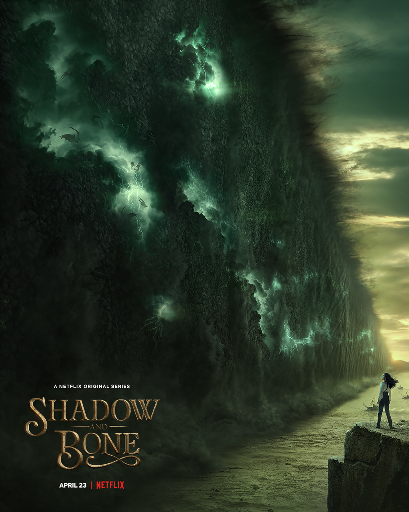 Netflix's Shadow and Bone' finally has a full trailer - Bookstacked