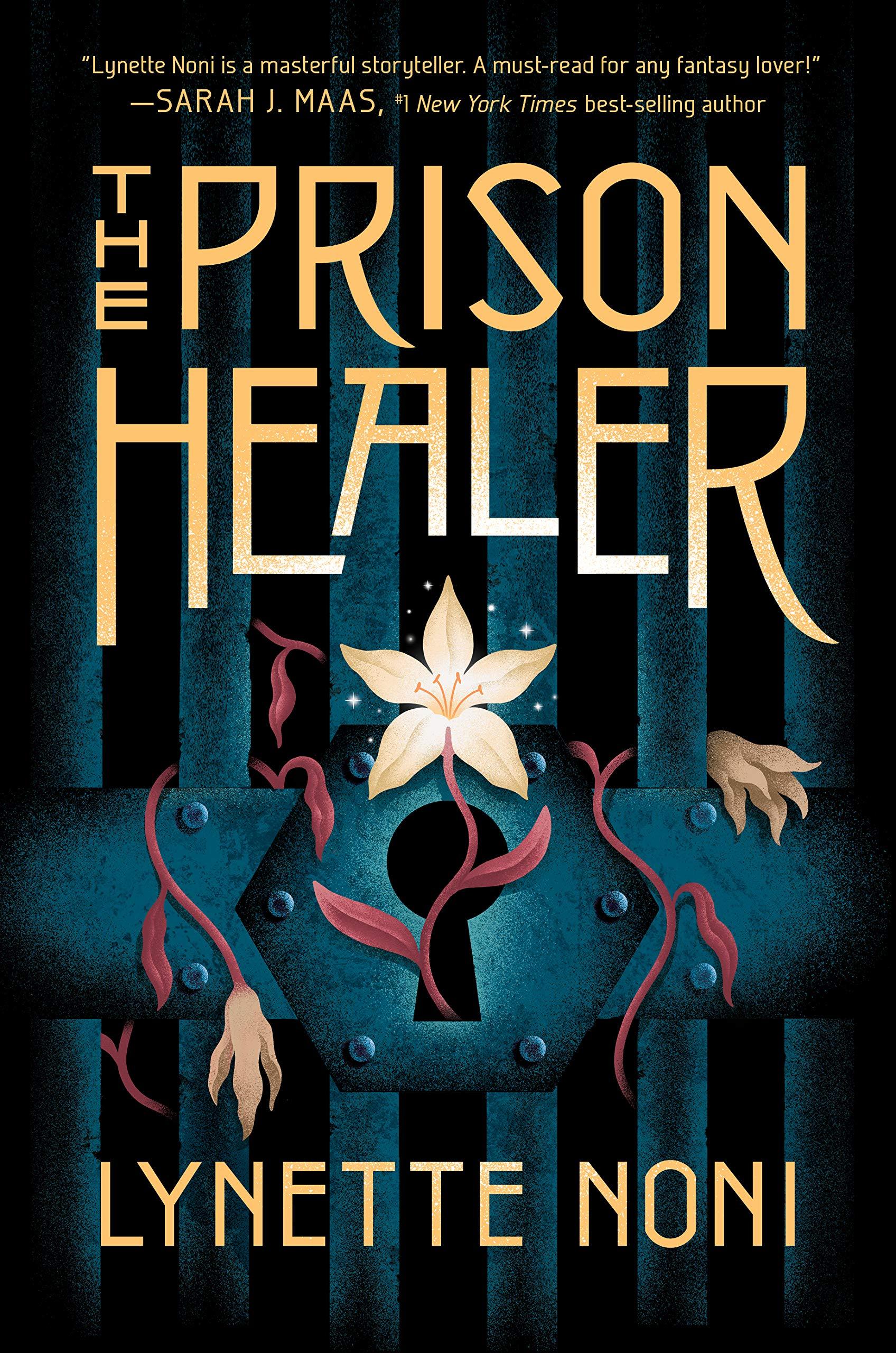 Cover for Lynette Noni's The Prison Healer