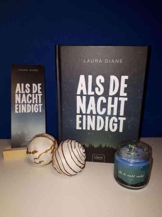 Als de nacht eindigt van Laura Diane