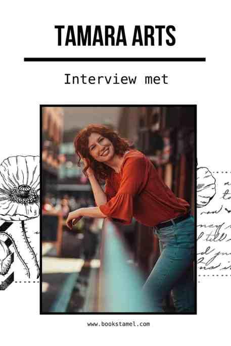 Interview met Tamara Arts