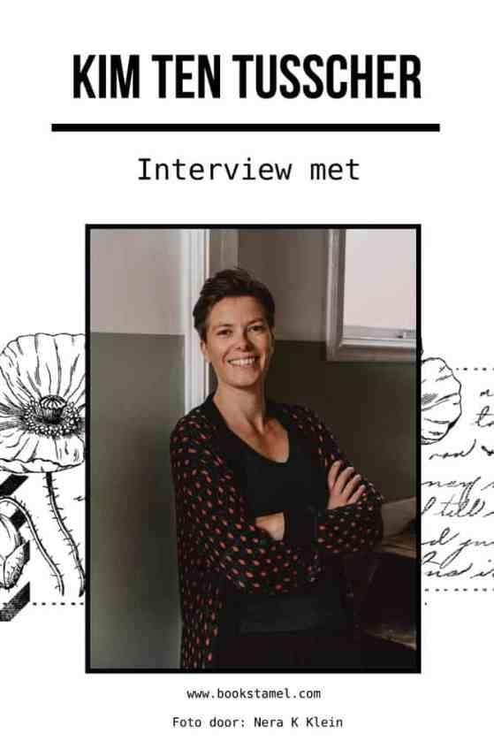 Interview met Kim ten Tusscher