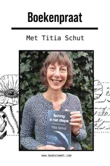 Boekenpraat met Titia Schut
