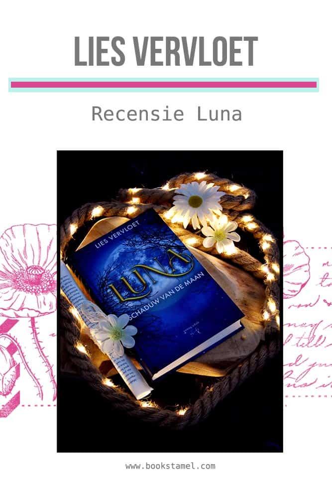 Recensie Luna van Lies Vervloet