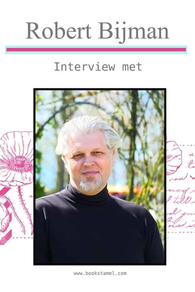 Interview met Robert Bijman