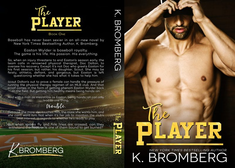 Image result for The Player (The Player #1) by K. Bromberg