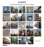 London Architecture Building and Social | Paul L. Knox | Bookstoker.com