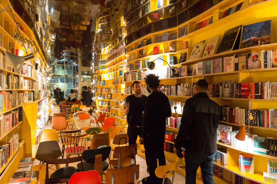Libreria Bookshop London |Interior 2 | Bookstoker.com