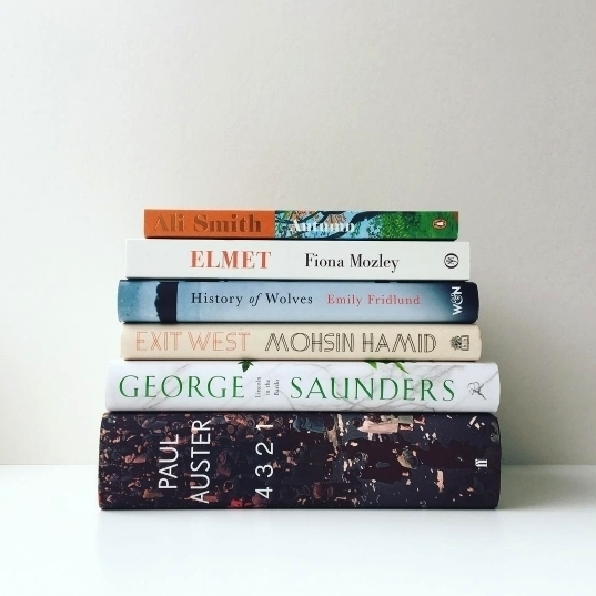 Man Booker Prize short-list 2017