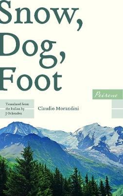 Snow, Dog, Foot by Claudio Morandini