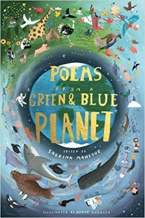 Poems From a Green & Blue Planet edited by Sabrina Mahfouz