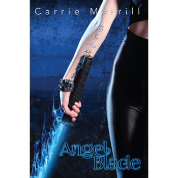 Angle Blade, book 1 by Carrie Merrill