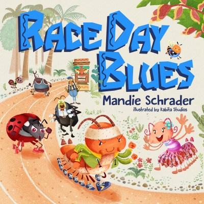 Race Day Blues by Mandie Schrader