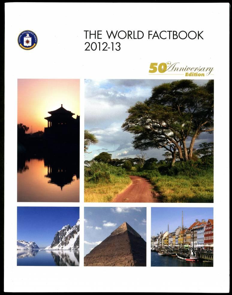 The World Factbook 2012