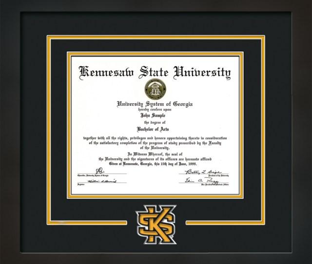 Diploma Frame Laser Ks
