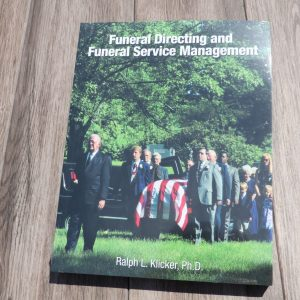 Funeral Directing and Funeral Service Management