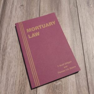 Mortuary Law 11th Revised Edition