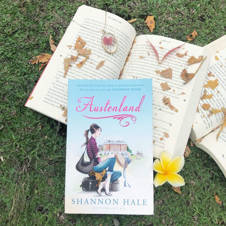 Austenland, Modern Retelling of Pride and Prejudice