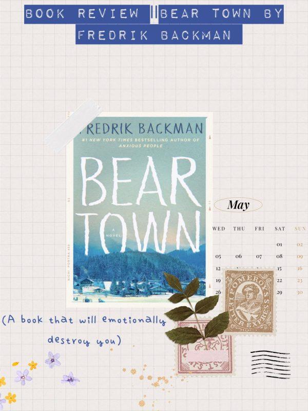 Book Review Beartown by Fredrik Backman