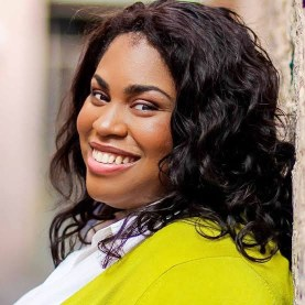 Angie Thomas author of The Hate You Give