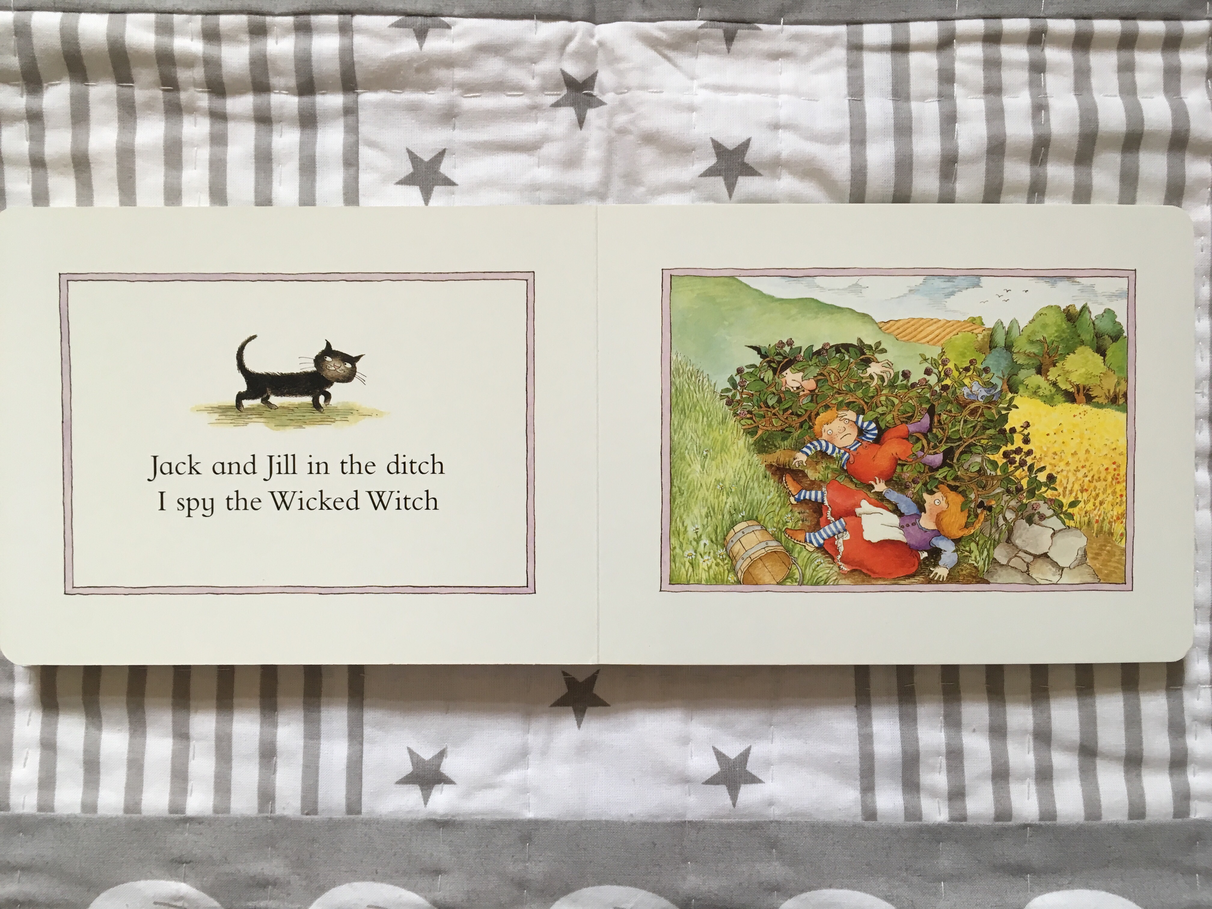 What We Re Reading Each Peach Pear Plum By Janet And