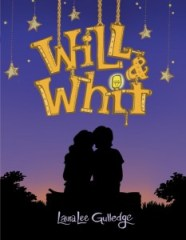 book cover of Will & Whit by Laura Lee Gulledge published by Amulet Books