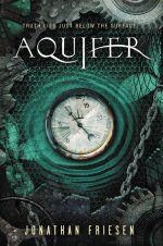 book cover of Aquifer by Jonathan Friesen published by Zondervan