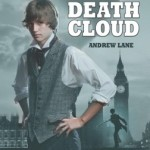 CD cover of Death Cloud by Andrew Lane read by Dan Weyman published by Macmillan Audio