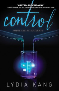 book cover of Control by Lydia Kang published by Dial Books for Young Readers