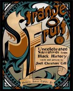 book cover of Strange Fruit by Joel Christian Gill published by Fulcrum Books