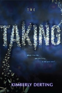 book cover of The Taking by Kimberly Derting published by HarperTeen