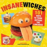 bookcover of Insanewiches / Adrian Fiorino published by St. Martins Griffin
