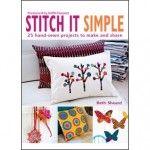 book cover of Stitch It Simple by Beth Sheard published by Taunton Press