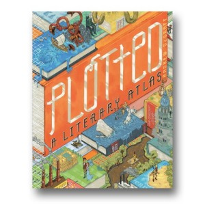 book cover of Plotted by Andrew DeGraff published by Zest Books | http://BooksYALove.com review