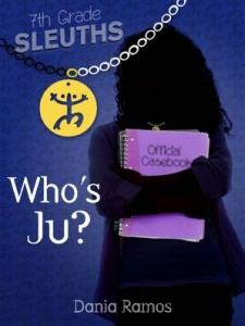 book cover of Who's Ju? by Dania Ramos published by Northampton House