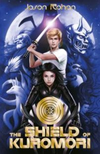 book cover of Shield of Kuromori by Jason Rohan published by Kane Miller | recommended on BooksYALove.com