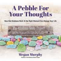 book cover of Pebble for Your Thoughts, by Megan Murphy. Published by Mango Publishing | recommended on BooksYALove.com