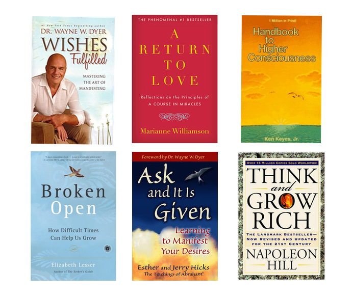 The Top 6 Books That Helped Change My Life