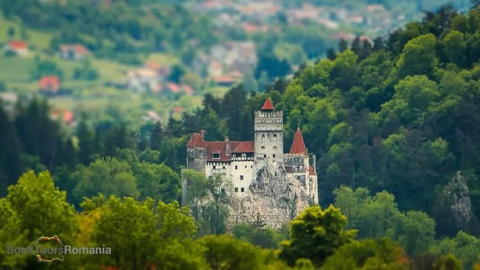 Bran Caste Transylvania