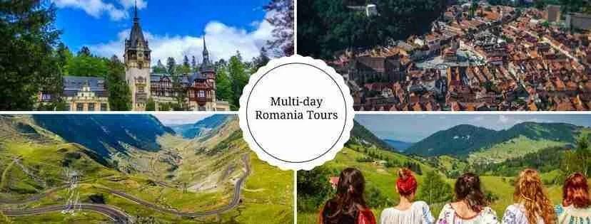 Multi-Day Romania Tours