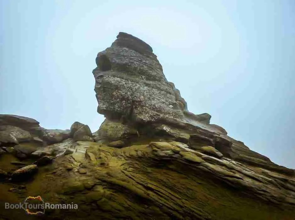Sphinx in Romania