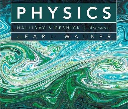 Download Fundamentals Of Physics by Halliday and Resnick