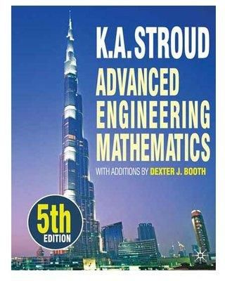 Engineering Mathematics by K A Stroud