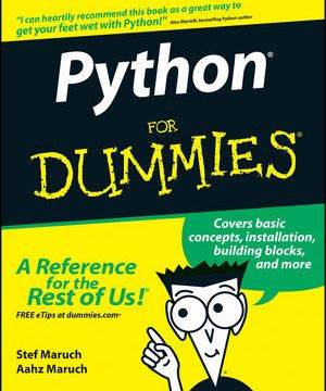 Download Python for Dummies by Stef and Aahz