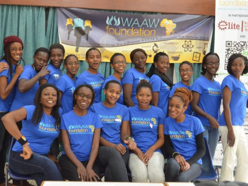 2019 WAAW FOUNDATION SCHOLARSHIP FOR YOUNG WOMEN IN STEM