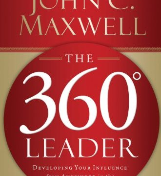 The 360 Degree Leader by John Maxwell