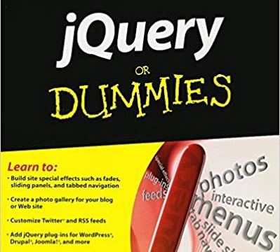 Download Jquery for Dummies by Lynn Beighley