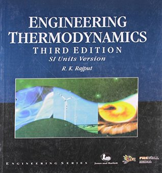 A Textbook of Engineering Thermodynamics – R. K. Rajput