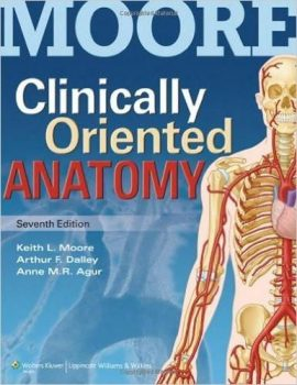 Clinically Oriented Anatomy by Keith L. Moore pdf