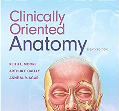 Clinically Oriented Anatomy 8th Edition –  Keith L. Moore
